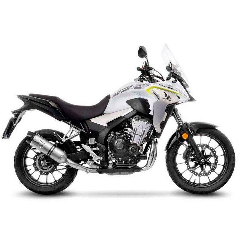 Escape Leovince Honda CB 500 X 2019-2020 LV Evo Inox