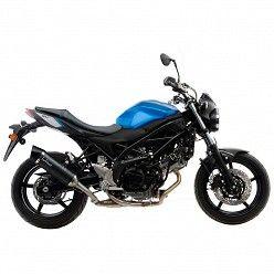 Escape Leovince Suzuki SV 650 X 2018-2020 LV Evo Carbono