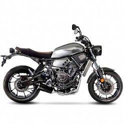 Escape completo Leovince LV EVO Carbono Yamaha XSR 700 2016-2020