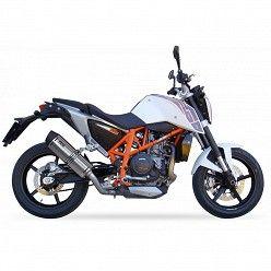 Escape KTM Duke 690 2012-2016 IXIL Hexoval Xtrem Evolution