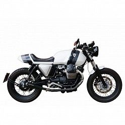 Escapes Moto Guzzi V7 II 2015-2016 IXIL Ironhead Conical Black