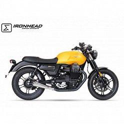 Escapes Moto Guzzi V7 III 2017-2020 IXIL Ironhead Conical Matt