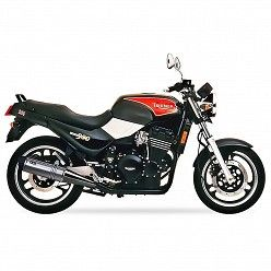 Escapes Triumph Trident 750 0-1999 IXIL Hexoval Xtrem Evolution