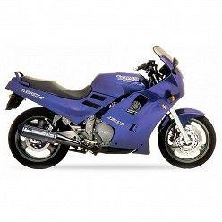 Escapes Triumph Trophy 0-1996 IXIL Hexoval Xtrem Evolution