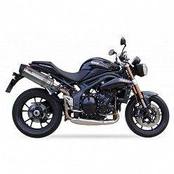 Escapes Triumph Speed Triple 1050 2011-2013 IXIL Hexoval Xtrem Evolution