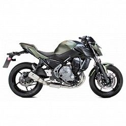 Escape completo Kawasaki Ninja 650 2017-2020 Ixrace MK2 Inox