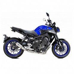 Escape completo Yamaha MT09 2013-2020 Ixrace MK2 Inox