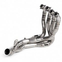 Colectores Honda CBR 1000 RR 2020-2021 Akrapovic Titanio