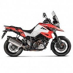 Escape Suzuki V-Strom 1050 2020-2021 Akrapovic Titanio