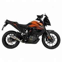 Escape KTM 390 Adventure 2020-2021 IXIL Race Xtrem Inox