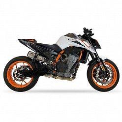 Escape KTM 890 Duke 2020-2021 IXIL Race Xtrem Inox