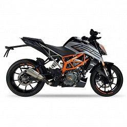 Escape KTM 390 Duke 2021-2022 IXIL Race Xtrem Inox