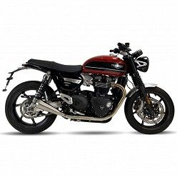 Escapes Triumph Speed Twin 1200 2019-2020 IXIL Ironhead Conical Inox