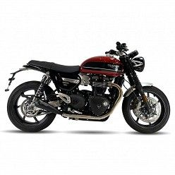 Escapes Triumph Speed Twin 1200 2019-2020 IXIL Ironhead Conical Black