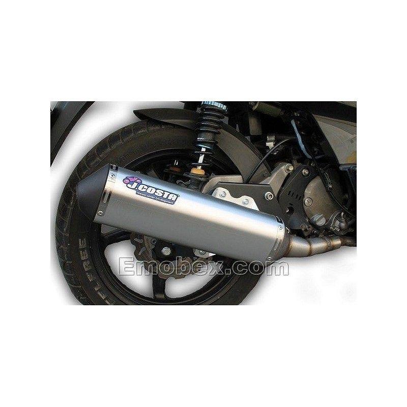 Escape JCosta - Honda @ 125i homologado