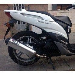 Escape JCosta Urban Yamaha X-Enter 125 - 150 homologado
