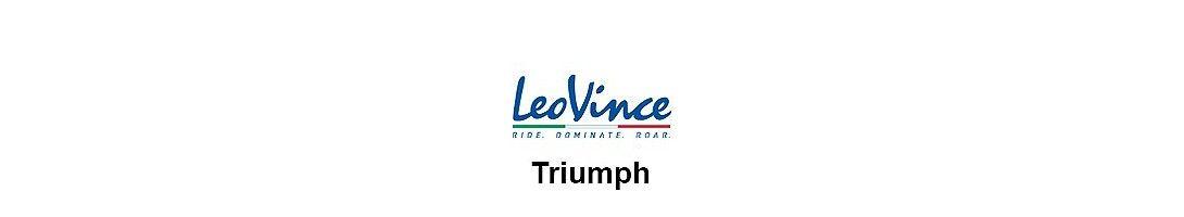 LeoVince Triumph
