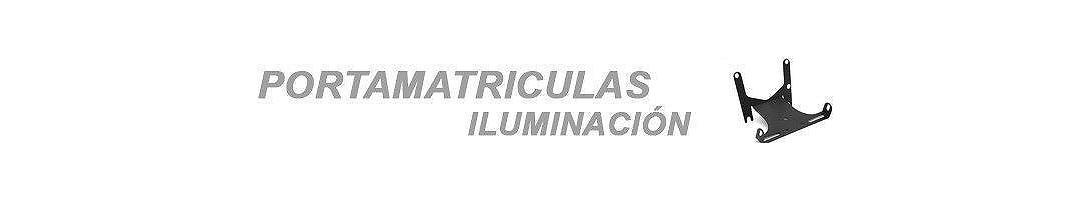 Portamatriculas / Iluminacion