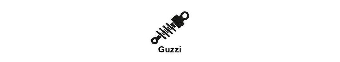 Amortiguacion moto Guzzi