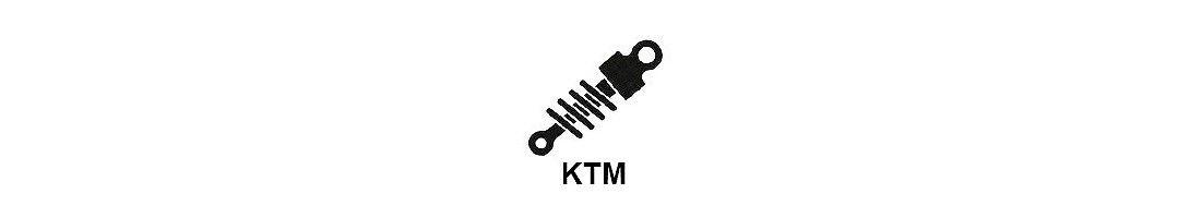 Amortiguacion moto KTM