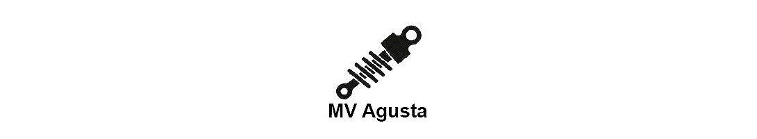 Amortiguacion moto MV Agusta