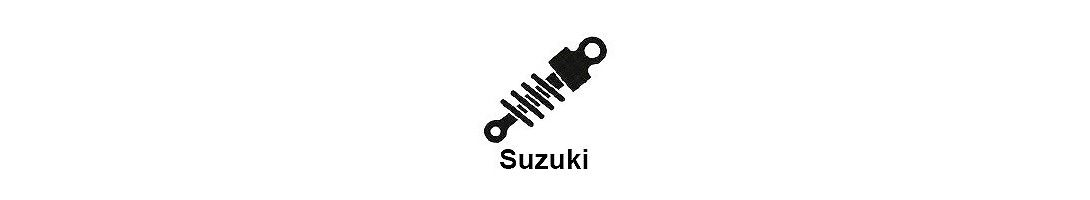 Amortiguacion moto Suzuki